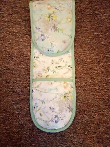 Oven Gloves - New - Floral decor