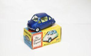 Corgi 223 Heinkel Economy Bubble Car In Its Original Box - Excellent Vintage