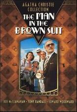 DVD The Man in the Brown Suit: Stephanie Zimbalist Tony Randall Rue McClanahan