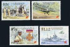 Fiji: 1995 50th Anniversary of the End of World War II (720-723) MNH