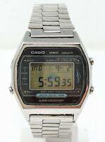 Orologio Casio Marlin H-101 stainless steel vintage clock casio marlin watch