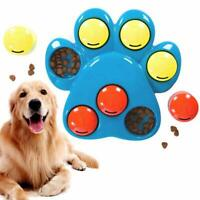 Interactive Dog Puzzle Treat Toy Paw Hide Feeder Advanced Games Slow Training IQ