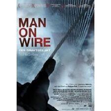 MAN ON WIRE DVD HOCHSEIL DOKU DRAMA PHILIPPE PETIT NEU