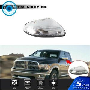 Front Left Mirror Turn Signal Light Lamp For 09-14 Dodge Ram 1500 & 10-14 2500
