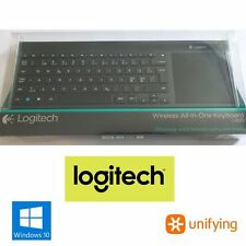 KEYBOARD W/ TOUCHPAD LOGITECH TK820 WIRELESS GESTURE NEW SEALED NORDIC QWERTY