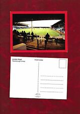 Postcard - London Road football ground home of Peterborough United FC
