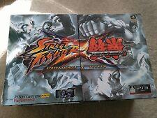 MadCatz Street Fighter X Tekken TE Arcade FightStick PRO Playstation 3 USED