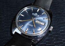 Alte Herren ⌚ FORTIS daydate Automatik 70er Vintage Watch Automatic Swiss Uhr