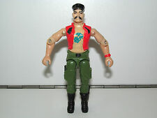 1983 GI JOE / ACTION FORCE Z-FORCE GAUCHO 100% COMPLETE C9+ - PALITOY RARE
