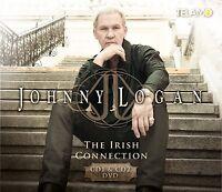 JOHNNY LOGAN - IRISH CONNECTION,THE VOL.1 & 2 3 CD NEU