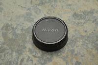 Genuine Nikon NIKKOR LF-1 Rear Lens Cap F AF AF-S Ai-S  Non Ai (#2791)
