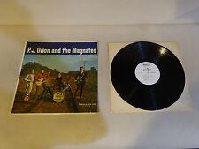 VG++ P.J. Orion & Magnates LP ULTRA RARE ORIGINAL PRIVATE GARAGE FUZZ PSYCH!