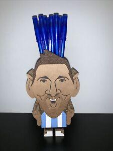 Lionel Messi Pencil Cup - AFA Argentina Version