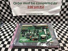 """TELECOR AUDIO BUFFER BOARD CARD INTERCOM ABU-3, AVI-10567 SHIPSAMEDAY Box 11 """"A"""""""