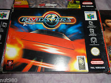 ROADSTERS - Nintendo 64 - NEW FROM SHOP - Nintendo64 - N64