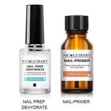 1Bottles 15ml Nail Art Prep Dehydrator Primer Manicure Salon Tool UK