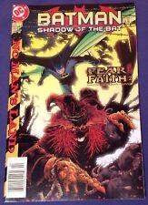 BATMAN: SHADOW OF THE BAT 84 April 1999 9.2-9.4 NM-/NM DC COMICS NO MAN'S LAND