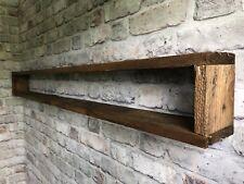 Rustic Pallet Wood Handmade Wall Shelf
