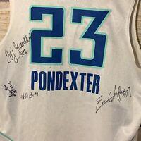 WNBA Foxwoods New York Liberty Pondexter #23 Jersey Size Medium ~ Autographed