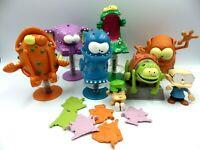Figurine Lot de jouets Kid PADDLE collection Quick 2000 Mcdonald 2004