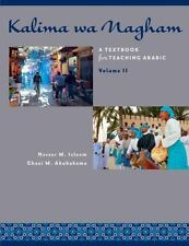 KALIMA WA NAGHAM - ISLEEM, NASSER M./ ABUHAKEMA, GHAZI M. - NEW PAPERBACK BOOK