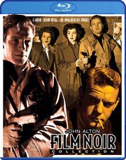 John Alton Film Noir Collection (T-Men / Raw Deal / He Walked by Night) -Blu-ray