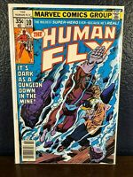Bronze-Age Marvel THE HUMAN FLY #10 1978 1st Series Comic VF Mid-grade