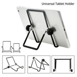 Tablet Holder Stand Desk Holder For Phone iPad Kindle Mount Adjustable Angle