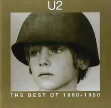U2 Best of 1980-1990 (#246132) [CD]