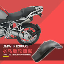 Motorcycle Carbon Fiber Rear Tire Hugger Mudguard Fender For BMW R1200GS LC ADV