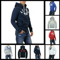 New Abercrombie & Fitch A&F by Hollister Men Upper Hudson Hoodie Sweatshirt size