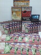 INGLES SI SE PUEDE CURSO COMPLETO 12 DVD & WORKBOOK., TRADUCTOR  Y ENVIO GRATIS.