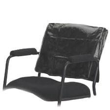 PC-12272 BARBER SALON BEAUTY MARIANNA CLEAR SQUARE CHAIR BACK REPLACEMENT COVER