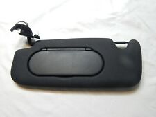 2014-2019 Mini Cooper RIGHT PASSENGER Front Sun Visor Carbon Black F56 OEM