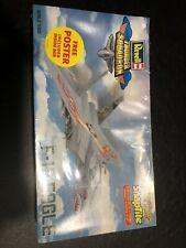 1/100 Revell F-15 Eagle #85-1111 Thunder Squadron Snaptite New