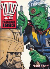 2000AD Annuals, Yearbooks