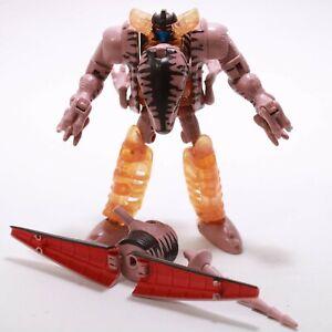 Transformers Beast Wars 1997 Original Dinobot - Deluxe Class Figure Complete