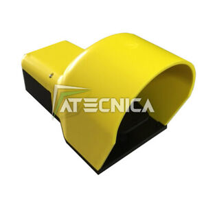Button Foot Pedal For Machinery Contacts No + Nc Giovenzana P7007I IP65