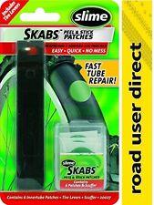 Slime Skabs pneu leviers & 6 vélo crevaison correctifs-pour tous les vélos gratuits Courier