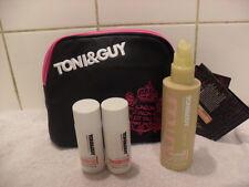 Toni & Guy Glamour Bag Gift Set BRAND NEW SHAMPOO CONDITIONER VOLUMISER STUNNING
