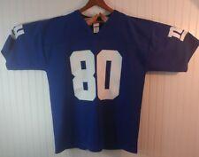 NFL football Jersey Large Jeremy Shockey 80 NY Giants 100% polyester (28)