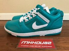 Supreme Nike SB AF2 Low Air Force 2 Skateboard Shoes Fall Winter 2017 Size 11