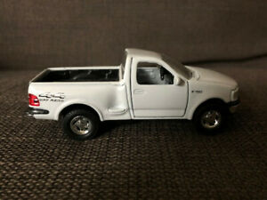 1997 Ford F-150 Toy White Pickup Truck