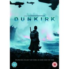 Dunkirk 2017 DVD 2 Disc Limited Edition Ww2 Film Directed by Christopher Nolan