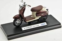 Welly 1:18 Yamaha VINO YJ50R 1999 Motorcycle Bike Model Toy New In Box