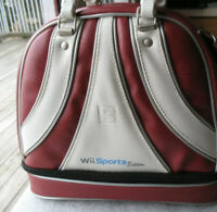 BRUNSWICK NINTENDO Wii SPORTS EDITION BOWLING BAG CARRYING CASE/STORAGE TRAVEL