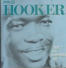 John Lee Hooker Don't You Remember Me CD NEW SEALED Blues