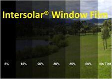 "30 % 48""x 100 Feet Window Tint Film 2 ply 10 yrs warranty Intersolar®"