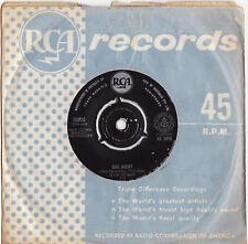 "ELVIS PRESLEY - ONE NIGHT Ultrarare 1958 Aussie 7"" Tri-Star Single Release!"