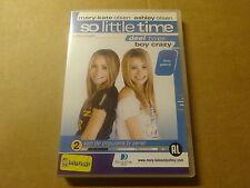 DVD / SO LITTLE TIME: DEEL 2 (MARY-KATE OLSEN, ASHLEY OLSEN)